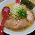 Photos: いわき市の麺や壱虎さんにて会津山塩使用のプレミアム塩らーめん(太麺変更)をいただく 美味しゅうございました