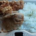 Photos: 郡山市のkitchen EAT(キッチンイート)さんにてセレクトプレート(ポークソテー・からあげ)をテイクアウト 美味しゅうございました