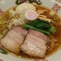 福島市の食堂 ひろ田さんにて手揉み味玉中華そばをいただく 美味しゅうございました