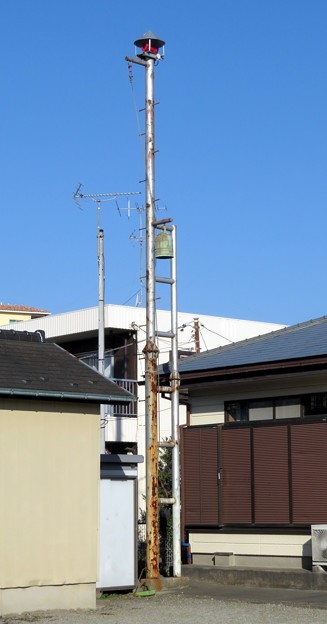98 横浜市瀬谷消防団 第四分団第3班 火の見櫓