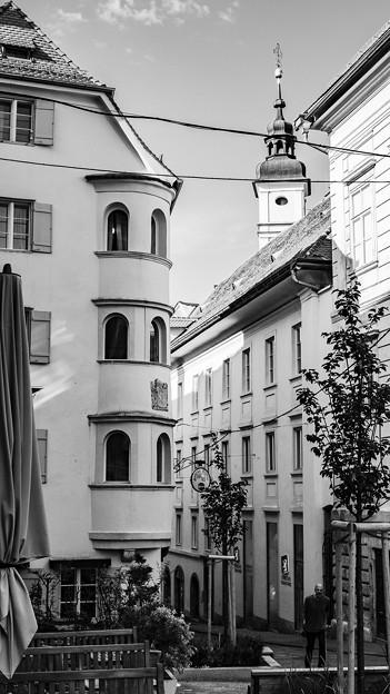 Sporgasse in Graz Austria