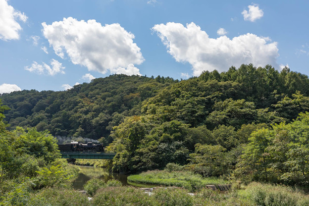 JR釜石線 青笹~遠野