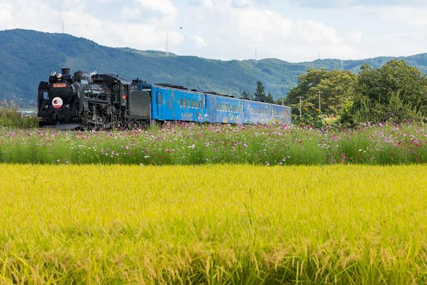 JR釜石線 晴山~土沢