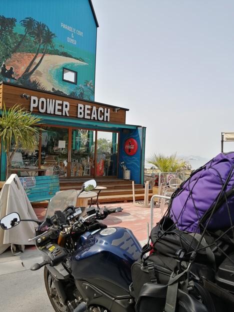 久しぶりの屋代島パワービーチ