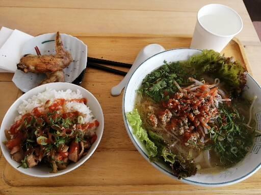 Photos: カンボジア料理 美味しかった