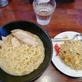 Photos: 出雲市 ラーメン福善で替玉と焼飯小