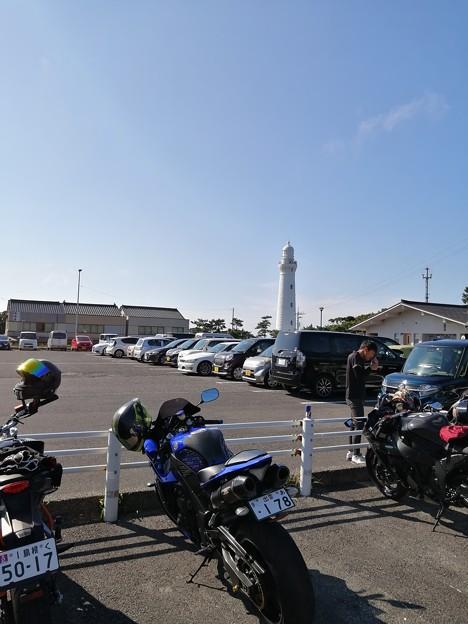 日御碕灯台駐車場