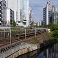 Photos: イエローラインの中央・総武線各駅停車