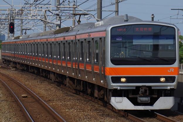 京葉線へ直通運転を行う武蔵野線