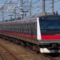E233系5000番代の京葉線快速