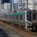 意外と少ない仙台駅をまたいで通し運転を行う列車