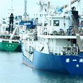 Photos: 貨物船