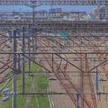 北陸新幹線/はやぶさがスタンバイ