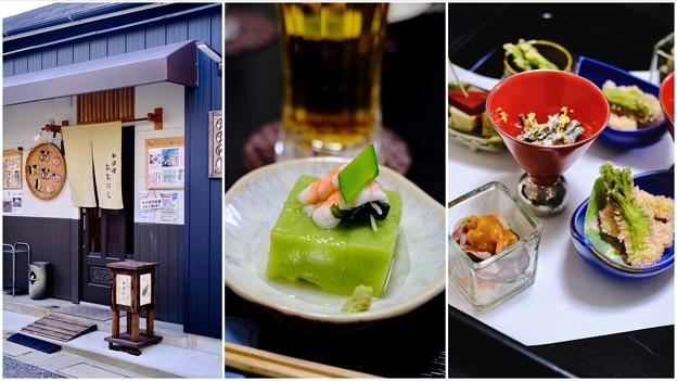 家人の誕生日を祝う-大阪府富田林市:「おおにし和遊膳」