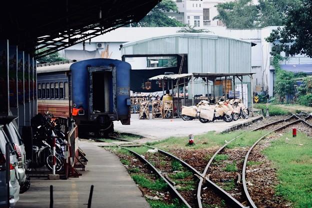 サイゴン駅-Ho Chi Minh, Viet Nam