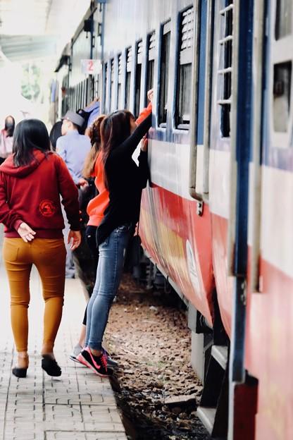 Photos: 郊外の駅-Bien Hoa City, Viet Nam