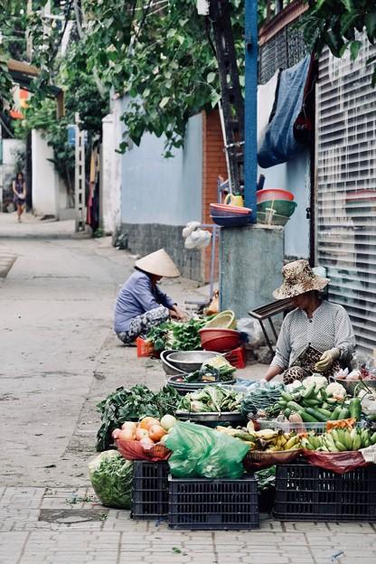 働き者-Bien Hoa City, Viet Nam