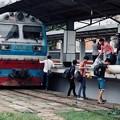 再びサイゴン駅へ-Ho Chi Minh, Viet Nam