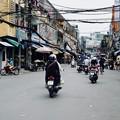 駅前の風景-Ho Chi Minh, Viet Nam