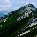 雲上の日本庭園-長野県安曇野市:燕岳