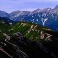 Photos: いざ、縦走路へ-長野県安曇野市:表銀座縦走路