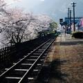 Photos: 旧家の趣き-京都府笠置町:JR笠置駅