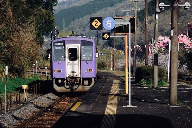 この駅の思い出-京都府笠置町:JR笠置駅