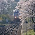 Photos: 黄砂-京都府笠置町:JR笠置駅