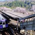 Photos: 衰退する鉄路-京都府笠置町:JR笠置駅