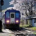 Photos: キハ-京都府笠置町:JR笠置駅