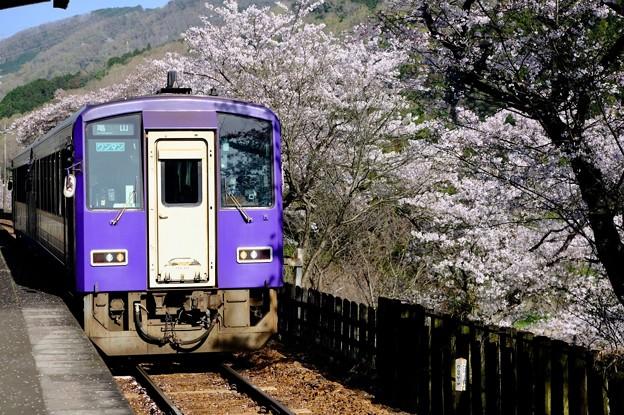ささやかな夢-京都府笠置町:JR笠置駅