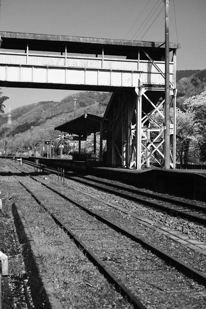 国鉄時代の面影-京都府笠置町:JR笠置駅
