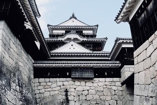 今回は身軽に-愛媛県松山市:松山城