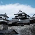 Photos: 天守閣-愛媛県松山市:松山城