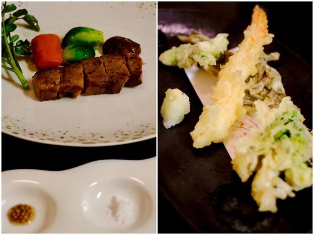 肉も美味い-愛媛県松山市:道後温泉・「さち家」