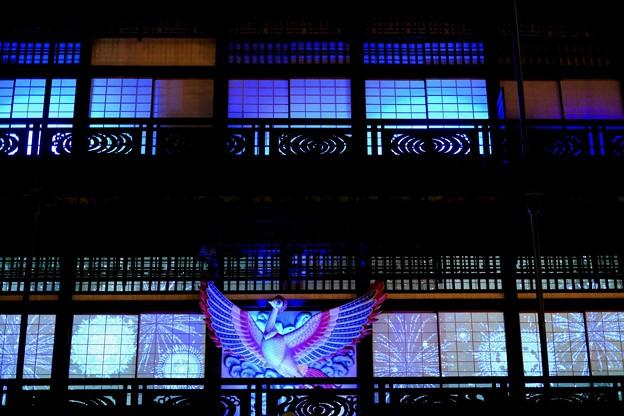 火の鳥-愛媛県松山市:道後温泉