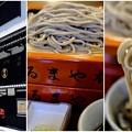 信州に行けば蕎麦をいただきます-長野県木曽町:「くるまや本店」