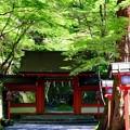 Photos: 神門-京都市左京区:貴船神社
