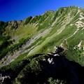 Photos: 登山、旅行、カメラ-長野県伊那市:仙丈ヶ岳