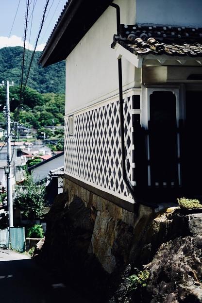 山あいの小さな城下町-長野県伊那市:高遠