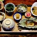 素朴な田舎料理-長野県伊那市:「蔵の宿 みらい塾」