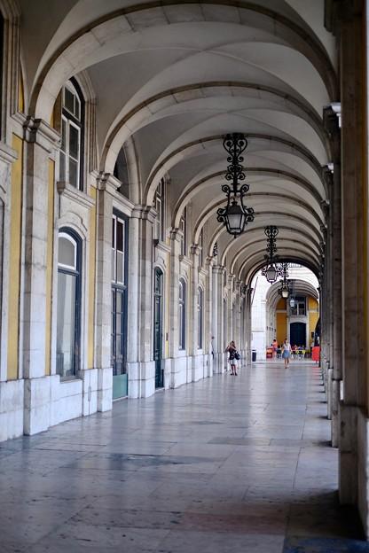 歴史を実感-Lisbon, Portugal