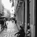 ホテルへの帰り道-Lisbon, Portugal