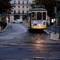 始発電車-Lisbon, Portugal