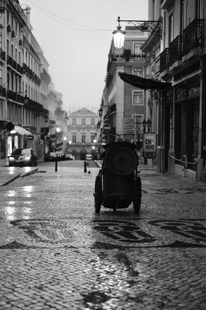 石畳の道-Lisbon, Portugal