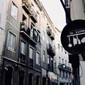 裏通り-Lisbon, Portugal