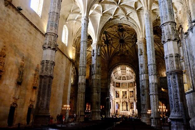 サンタ・マリア教会-Lisbon, Portugal