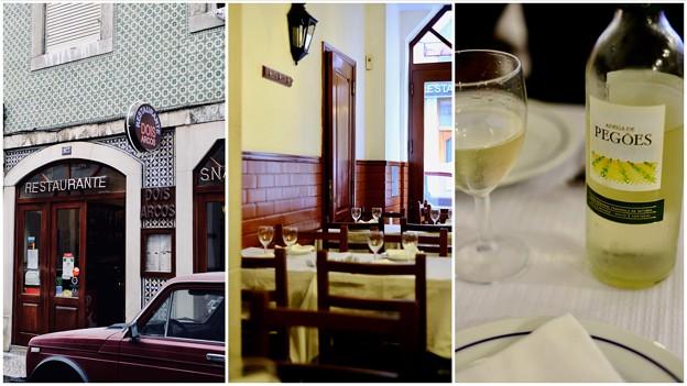 さあ、夕食へ-Lisbon, Portugal