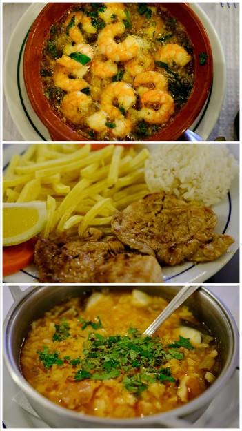 この国は魚介類が美味いのです-Lisbon, Portugal