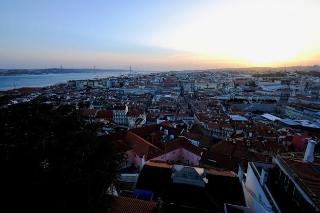 黄昏-Lisbon, Portugal